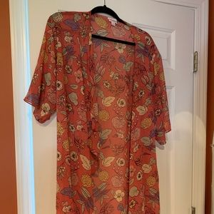 NWOT LuLaRoe Shirley size medium. ~Lovely~